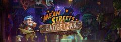 Jaquette de Hearthstone : Mean Streets of Gadgetzan
