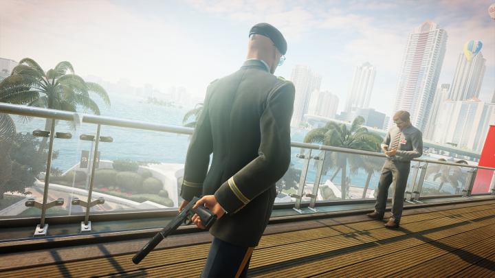 Screenshot de HITMAN 2