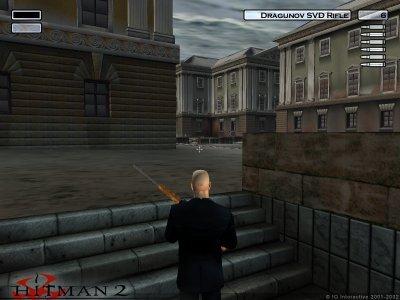 Screenshot de Hitman 2 : Silent Assassin