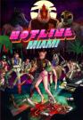Jaquette de Hotline Miami