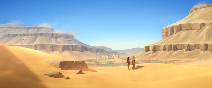Screenshot de In the Valley of Gods