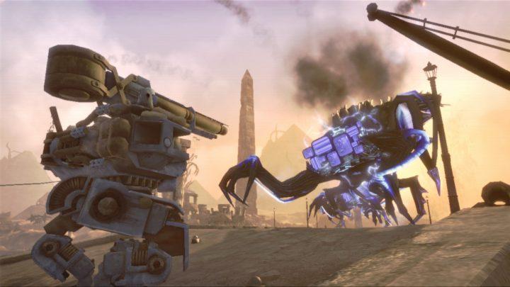 Screenshot de Iron Brigade