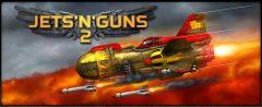 Jaquette de Jets'n'Guns 2