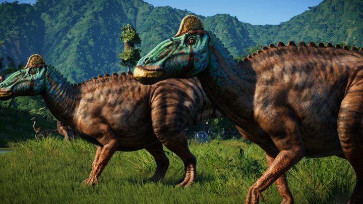 Screenshot de Jurassic World Evolution