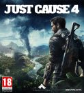 Jaquette de Just Cause 4