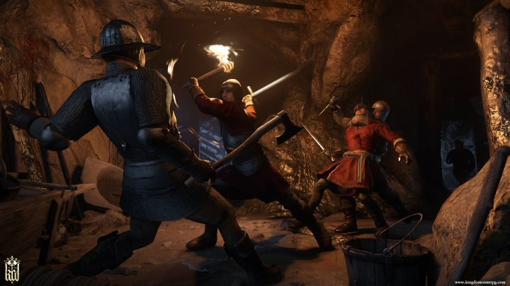 Screenshot de Kingdom Come : Deliverance