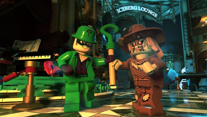Screenshot de LEGO DC Super-Villains