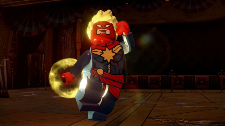 Screenshot de LEGO Marvel Super Heroes 2