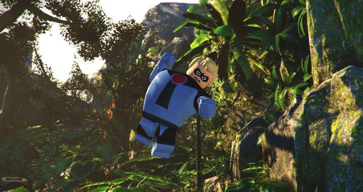 Screenshot de LEGO The Incredibles