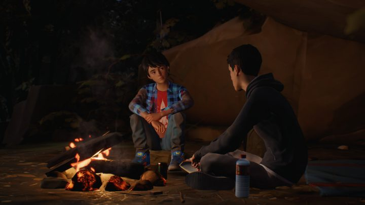 Screenshot de Life is Strange 2