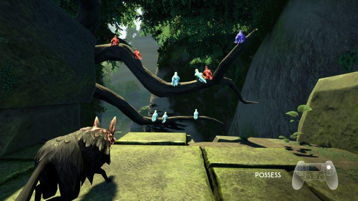 Screenshot de Lost Ember