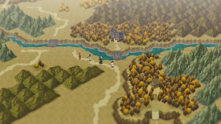 Screenshot de LOST SPHEAR