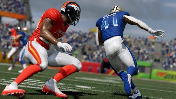 Screenshot de Madden NFL 20