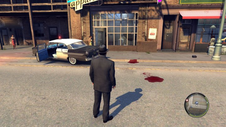 Screenshot de Mafia II