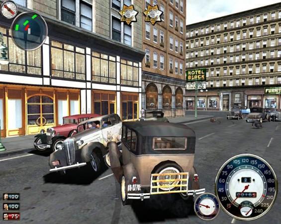 Screenshot de Mafia