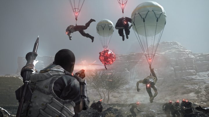 Screenshot de Metal Gear Survive