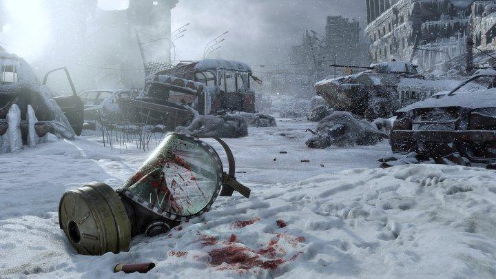 Screenshot de Metro Exodus