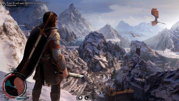 Screenshot de La Terre du Milieu : L'Ombre de la Guerre