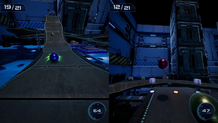 Screenshot de Mindball Play