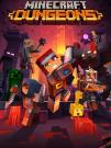 Jaquette de Minecraft Dungeons