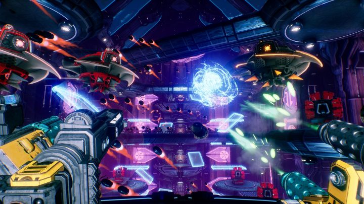 Screenshot de Mothergunship