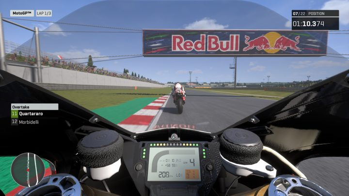 Screenshot de MotoGP 19