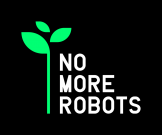 Jaquette de No More Robots