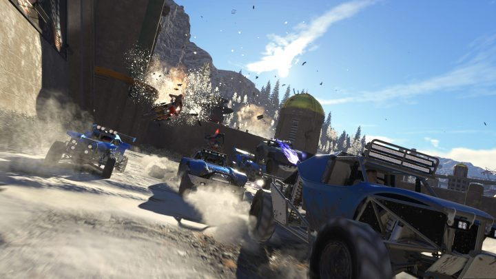 Screenshot de ONRUSH