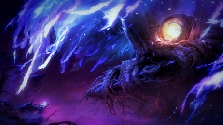 Screenshot de Ori and the Will of the Wisps