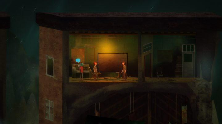 Screenshot de Oxenfree