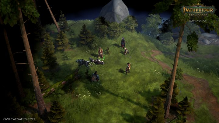 Screenshot de Pathfinder : Kingmaker