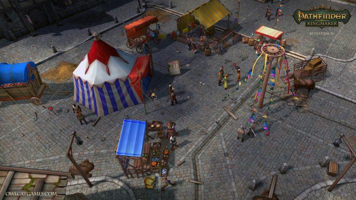 Screenshot de Pathfinder : Kingmaker