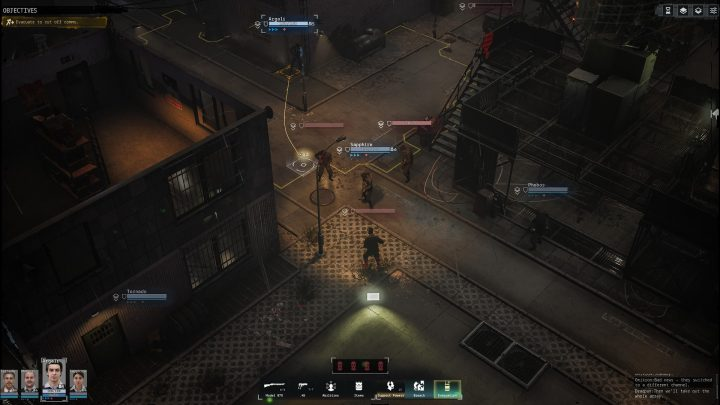 Screenshot de Phantom Doctrine