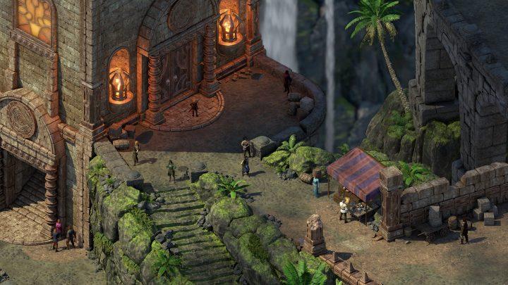 Screenshot de Pillars of Eternity II : Deadfire