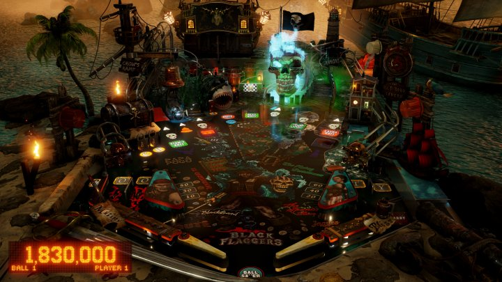 Screenshot de Pinball Wicked