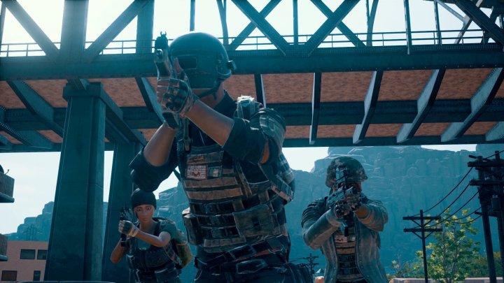 Screenshot de Playerunknown's Battlegrounds