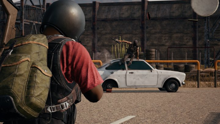 Screenshot de Playerunknown's Battlegrounds