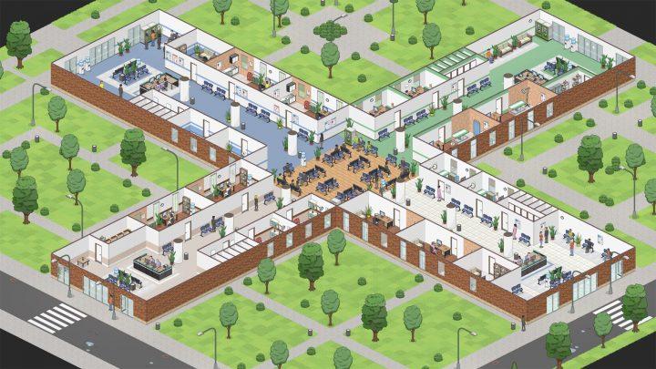 Screenshot de Project Hospital