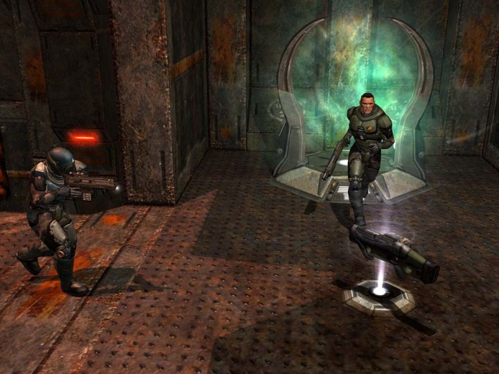 Screenshot de Quake 4