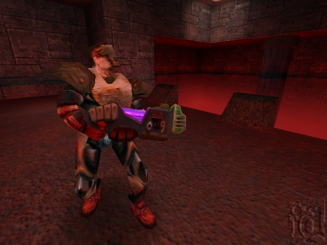 Screenshot de Quake III Arena
