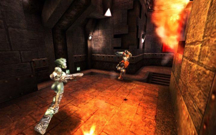 Screenshot de Quake Live