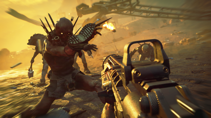 Screenshot de RAGE 2