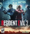 Jaquette de Resident Evil 2