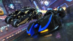 Image de Rocket League  - DC Super Heroes DLC Pack
