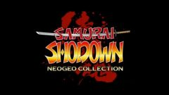 Jaquette de Samurai Shodown NeoGeo Collection