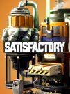 Jaquette de Satisfactory
