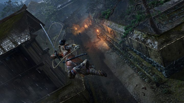 Screenshot de Sekiro : Shadows Die Twice