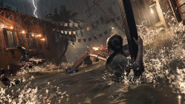 Screenshot de Shadow of the Tomb Raider