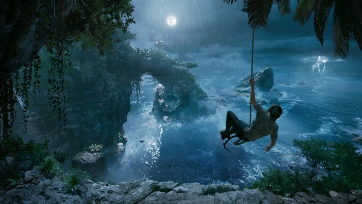 Screenshot de Shadow of the Tomb Raider