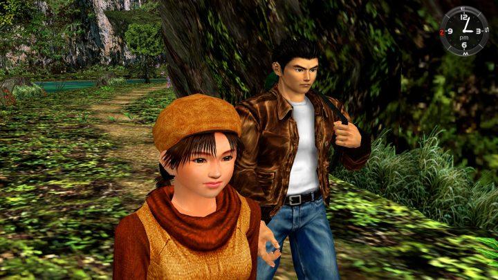 Screenshot de Shenmue I & II